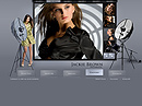 Photo Studio GalleryAdmin flash templates