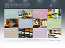 Interior Design GalleryAdmin flash templates