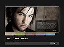 Photo Portfolio Flash Photo Gallery Template