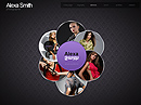 Photo portfolio - GalleryAdmin flash templates, Photo web sharing flash site design