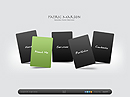 Personal folio - GalleryAdmin flash templates, Photo web sharing flash site design