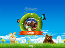 Kindergarten - GalleryAdmin flash templates, Photo web sharing flash site design