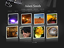 Photographer GalleryAdmin flash templates