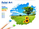 Paint Art PhotoVideoAdmin