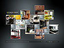 Interior Design Flash Photo & Video Gallery Template
