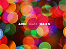 United colors Flash Photo & Video Gallery Template