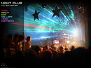 Night Club - PhotoVideoAdmin, VIDEO GALLERY ADMIN FLASH website templates