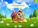 kindergarten Flash Photo & Video Gallery Template