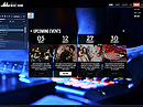 Music Show Photography, Photo  web template