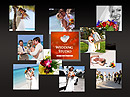 Wedding VideoAdmin flash templates