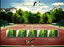 Tennis Club VideoAdmin flash templates