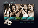 Ballet school VideoAdmin flash templates