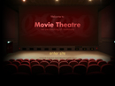Movie theatre VideoAdmin flash templates