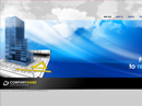 Construction co. Flash Video Gallery Template