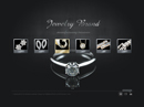 Jewelry brand VideoAdmin flash templates