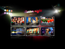 Night Club VideoAdmin flash templates