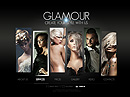 Hair Saloon VideoAdmin flash templates