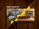 Home Renovation - VideoAdmin flash templates, Video Admin Flash website templates