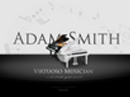 Virtuoso Musician - VideoAdmin flash templates, Video web sharing  flash site design