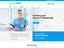 Health Center Bootstrap template