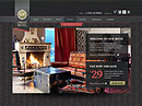 Great Hotel - HTML5 templates, REAL ESTATE FLASH website templates