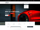 Car Marketplace HTML Template